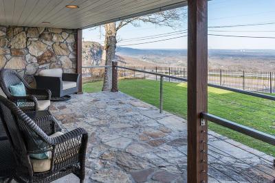 Signal Mountain Single Family Home For Sale: 1505 E Brow Rd