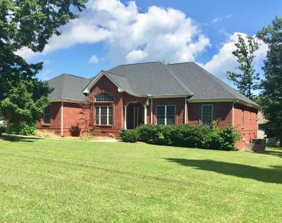 Signal Mountain Single Family Home For Sale: 473 Hargis Rd
