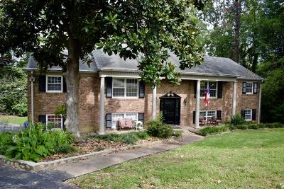 Chattanooga Single Family Home Contingent: 1154 Carter Dr