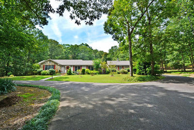 Cleveland Single Family Home For Sale: 8275 NW Frontage Rd