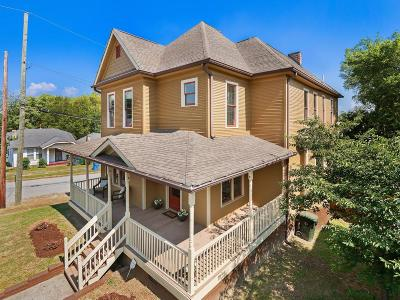 Chattanooga Single Family Home For Sale: 1401 Chamberlain Ave