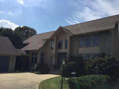 Chattanooga Single Family Home For Sale: 1211 Panorama Dr