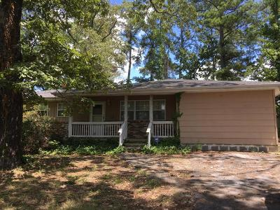 Chattanooga Single Family Home Contingent: 6223 Vance Rd