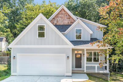 Chattanooga Single Family Home For Sale: 808 Franklin St
