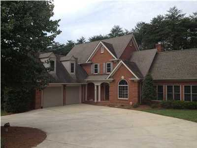 Signal Mountain Single Family Home For Sale: 4787 Conner Creek Dr #Lot 8