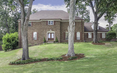 Chattanooga Single Family Home For Sale: 4707 Buckingham Dr