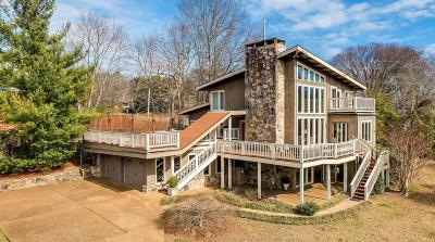 Lookout Mountain Single Family Home For Sale: 507 Scenic Highway