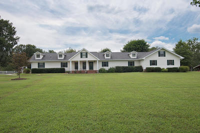 Ringgold Single Family Home For Sale: 1672 Hwy 41