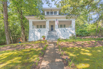 Lookout Mountain Single Family Home For Sale: 609 W Sunset Rd
