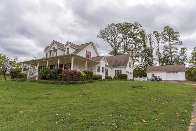 Cleveland Single Family Home For Sale: 265 NE Tasso Ln