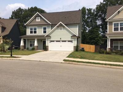 Hixson Single Family Home For Sale: 5593 Seagrove Ln