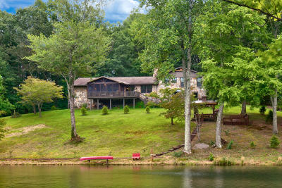 Signal Mountain Single Family Home For Sale: 463 Mountain Farm Rd