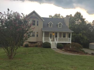 Ringgold Single Family Home For Sale: 343 Glenda Ln