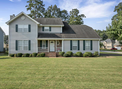 Hixson Single Family Home For Sale: 1618 Brook Manor Dr