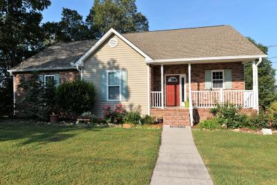 Ringgold Single Family Home Contingent: 60 S Brent Dr