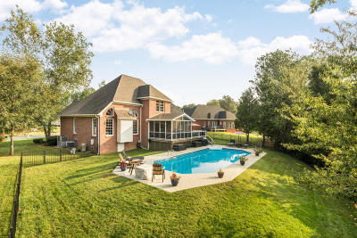 Cleveland Single Family Home For Sale: 3177 Lakewood Dr