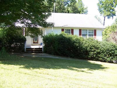 Ringgold Single Family Home For Sale: 15 Spring Valley Ln