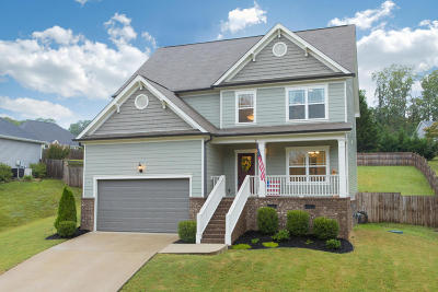 Soddy Daisy Single Family Home For Sale: 8549 Banner Elk Rd