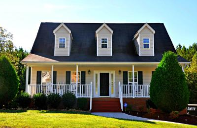Soddy Daisy Single Family Home Contingent: 557 Hatch Tr