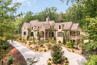 Chattanooga Single Family Home For Sale: 600 Skillet Gap Rd