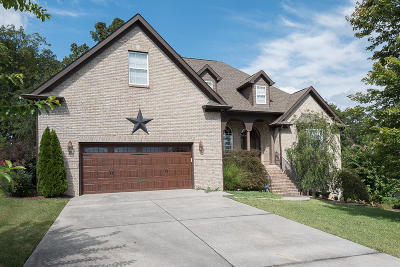 Ooltewah Single Family Home For Sale: 8917 Wandering Way