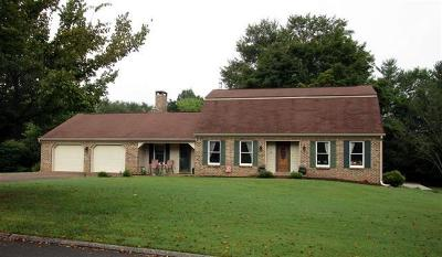 Cleveland Single Family Home For Sale: 701 NW Everheart Dr