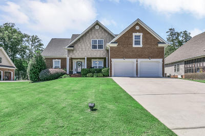 Ringgold Single Family Home For Sale: 437 Arbor Woods Cir
