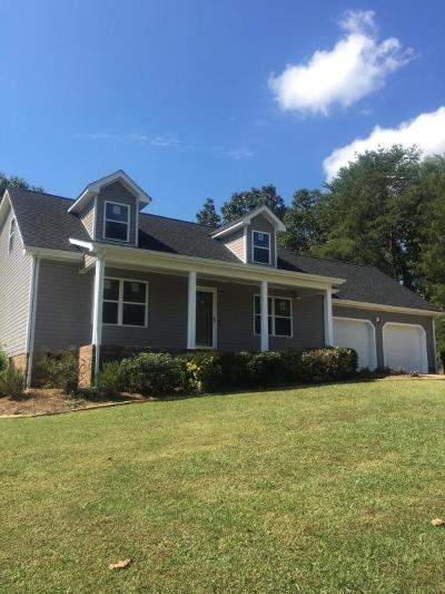 Ooltewah Single Family Home For Sale: 7530 Mahan Gap Rd