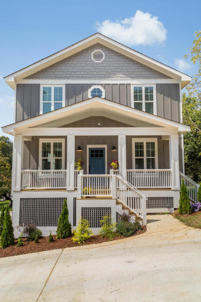 Chattanooga Single Family Home For Sale: 135 Wayne Ave