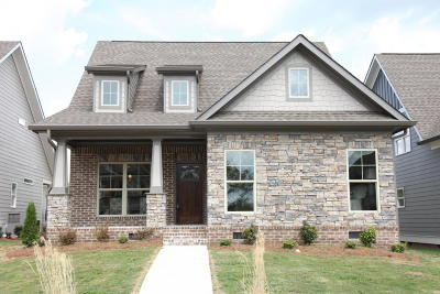 Ooltewah Single Family Home For Sale: 9550 Rookwood Cir #Lot 43