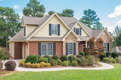 Soddy Daisy Single Family Home For Sale: 11192 Captains Cove Dr