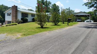 Cleveland Single Family Home For Sale: 243 NE Meador Lake Rd