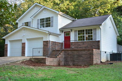 Ooltewah Single Family Home Contingent: 8208 Bork Memorial Dr