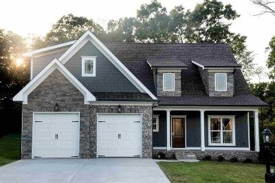 Ooltewah Single Family Home For Sale: 8361 Kayla Rose Circle Ct #Lot 9