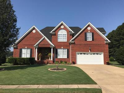 Ringgold Single Family Home Contingent: 289 Champagne Cir