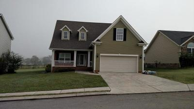 Ooltewah Single Family Home Contingent: 8439 Lexie Ln