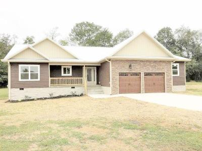 Whitwell Single Family Home For Sale: 305 Carriage Dr