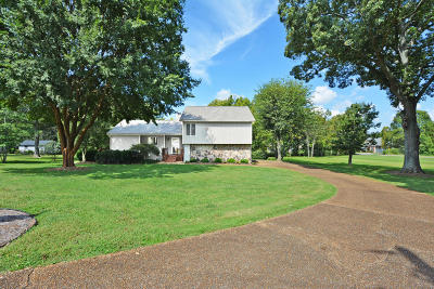 Foxfire Single Family Home Contingent: 3569 Old Stage Ln #4