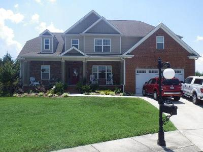 Ooltewah Single Family Home Contingent: 8560 Stack Rock Ln
