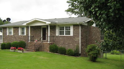 Ringgold Single Family Home Contingent: 299 Townsend Cir