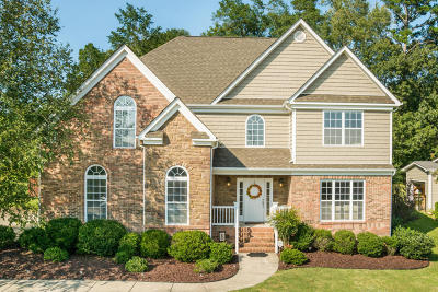 Hixson Single Family Home For Sale: 1445 Courtland Dr