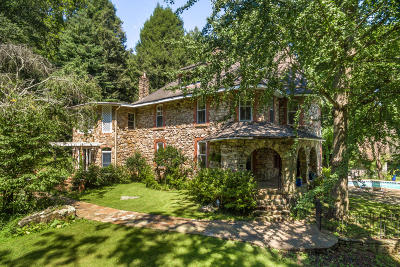 Chattanooga Single Family Home Contingent: 2829 Military Rd