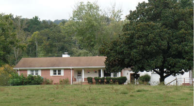 Pikeville Single Family Home For Sale: 13127 Old State Highway 28