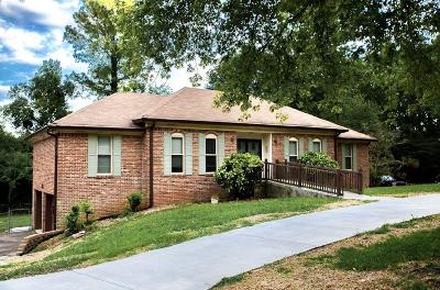Chattanooga Single Family Home For Sale: 1702 Clayton Dr