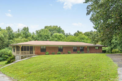 Ooltewah Single Family Home For Sale: 8602 Ooltewah Harrison Rd