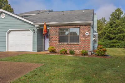 Chattanooga Townhouse Contingent: 6599 Hickory Brook Rd
