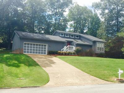 Chattanooga Single Family Home For Sale: 9022 Warbler Ln