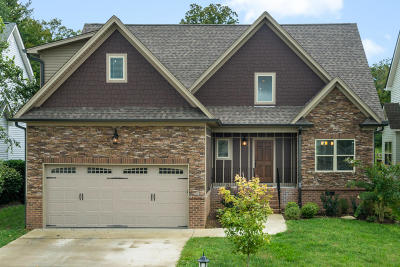 Chattanooga Single Family Home For Sale: 2836 Fern Leaf Ln