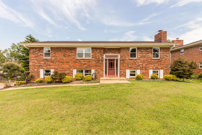 Chattanooga Single Family Home For Sale: 8135 Holly Crest Dr
