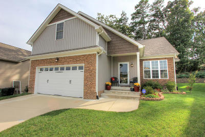 Chattanooga Single Family Home For Sale: 8595 Maple Valley Dr
